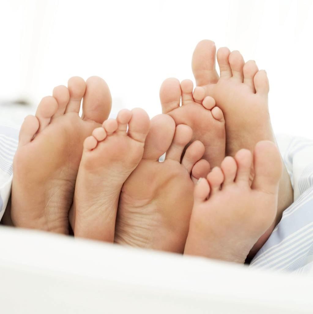 Beheizbare Schuheinlagen für kalte Füße