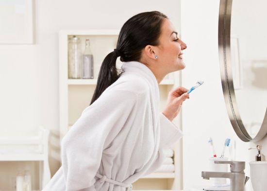 Schönere Zähne durch effektive Zahnpflege