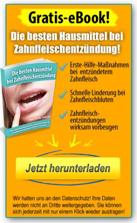 Tipps gegen Zahnfleischentzündungen